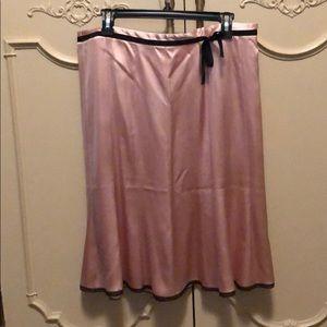 Pale Pink Express Skirt